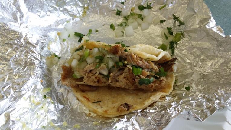 Taqueria de Anda Carnitas Taco